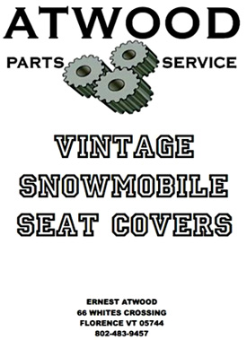 VINTAGE SNOWMOBILE PARTS PAGE
