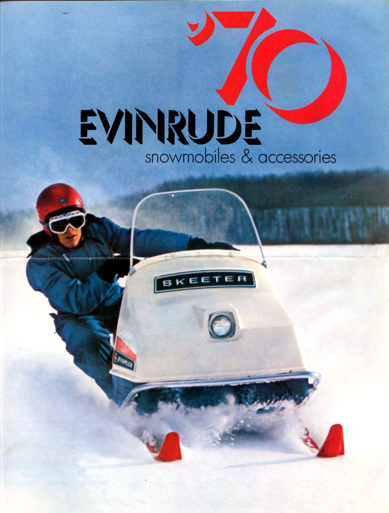 Discuss Vintage evinrude snowmobiles for sale
