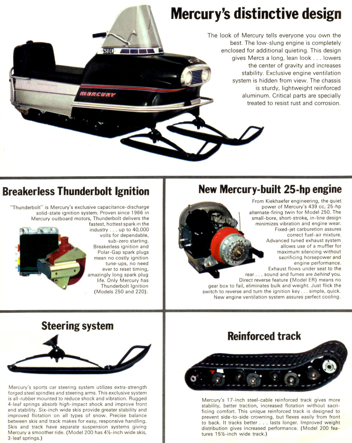 1970 Mercury Outboard Motor