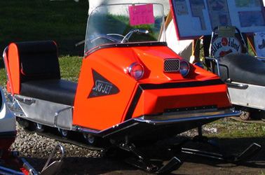 an analysis of jet skiing and snowmobiling Jet ski is the brand name of a personal water craft (pwc) manufactured by  kawasaki, a japanese company the term is often used generically to refer to  any.